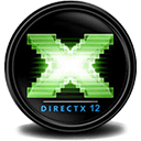 Иконка программы DirectX 12 для Windows 7